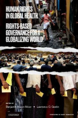 Omslag - Human Rights in Global Health
