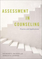 Omslag - Assessment in Counseling