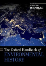 Omslag - The Oxford Handbook of Environmental History