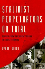Omslag - Stalinist Perpetrators on Trial