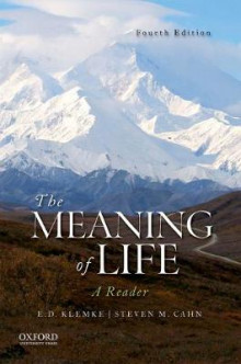 The Meaning of Life av E. D. Klemke og Steven M. Cahn (Heftet)