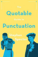 Omslag - The Quotable Guide to Punctuation