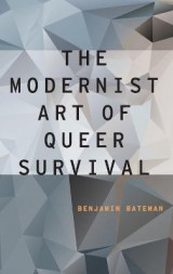 Omslag - The Modernist Art of Queer Survival