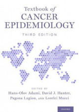 Omslag - Textbook of Cancer Epidemiology