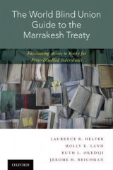 Omslag - The World Blind Union Guide to the Marrakesh Treaty