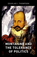 Omslag - Montaigne and the Tolerance of Politics