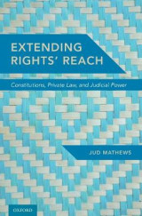 Omslag - Extending Rights' Reach