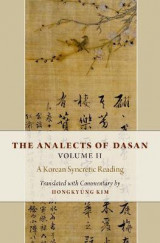 Omslag - The Analects of Dasan, Volume II