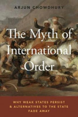 Omslag - The Myth of International Order
