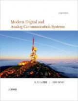 Omslag - Modern Digital and Analog Communication