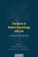 Omslag - The Roots of Modern Psychology and Law