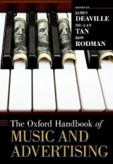 Omslag - The Oxford Handbook of Music and Advertising