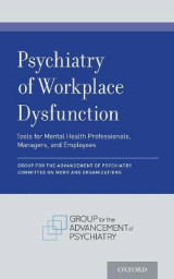 Omslag - Psychiatry of Workplace Dysfunction