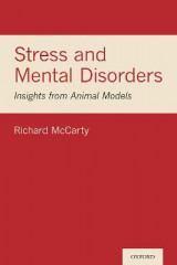 Omslag - Stress and Mental Disorders: Insights from Animal Models