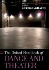 Omslag - The Oxford Handbook of Dance and Theater