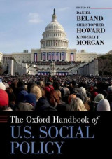 Omslag - Oxford Handbook of U.S. Social Policy