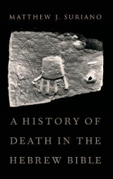 Omslag - A History of Death in the Hebrew Bible