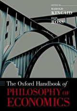 Omslag - The Oxford Handbook of Philosophy of Economics