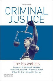 Criminal Justice av Michael E. Buerger, Melissa W. Burek, Jefferson E. Holcomb, William R. King, Steven P. Lab og Marian R. Williams (Heftet)