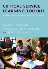Omslag - Critical Service Learning Toolkit