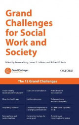Omslag - Grand Challenges for Social Work and Society