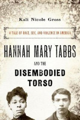 Omslag - Hannah Mary Tabbs and the Disembodied Torso