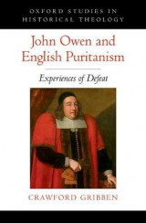 Omslag - John Owen and English Puritanism
