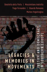 Omslag - Legacies and Memories in Movements