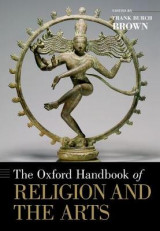 Omslag - The Oxford Handbook of Religion and the Arts