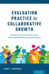 Omslag - Evaluation Practice for Collaborative Growth