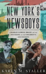 Omslag - New York's Newsboys
