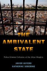 Omslag - The Ambivalent State