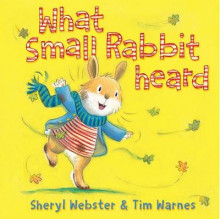 What Small Rabbit Heard av Sheryl Webster (Heftet)