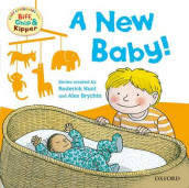 Oxford Reading Tree Read With Biff, Chip, and Kipper: First Experiences: A New Baby! av Rod Hunt og Annemarie Young (Heftet)