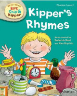 Omslag - Oxford Reading Tree Read with Biff Chip and Kipper: Phonics: Level 1: Kipper's Rhymes