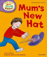 Omslag - Oxford Reading Tree Read with Biff, Chip and Kipper: First Stories: Level 2: Mum's New Hat