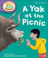 Omslag - Oxford Reading Tree Read with Biff, Chip and Kipper: Phonics: Level 2: A Yak at the Picnic