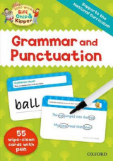 Omslag - Oxford Reading Tree Read with Biff, Chip and Kipper: Grammar and Punctuation Flashcards