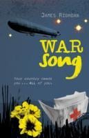 War Song av James Riordan (Heftet)
