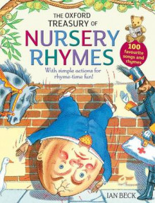 The Oxford Treasury of Nursery Rhymes av Karen King og Sarah Williams (Heftet)