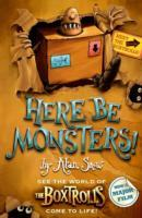 Here be monsters av Alan Snow (Heftet)