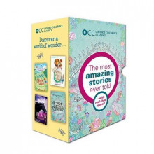 Oxford Children's Classics World of Wonder Box Set av L. M. Montgomery, Anna Sewell, Lewis Carroll og Frances Hodgson Burnett (Heftet)