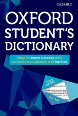 Omslag - Oxford Student's Dictionary
