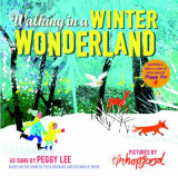 Omslag - Walking in a Winter Wonderland Book & CD