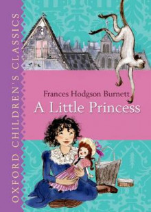 Oxford Children's Classic:A Little Princess av Frances Hodgson Burnett (Innbundet)