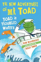 Omslag - The New Adventures of Mr Toad: Toad in Troubled Waters