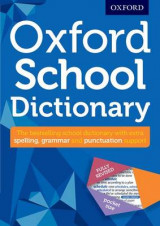 Omslag - Oxford School Dictionary