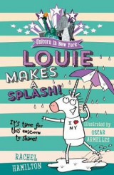 Omslag - Unicorn in New York: Louie Makes a Splash
