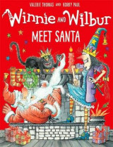 Omslag - Winnie and Wilbur Meet Santa