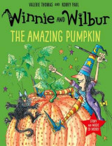 Omslag - Winnie and Wilbur: The Amazing Pumpkin